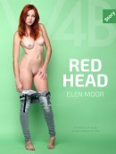 New Redhead Elen Moor gallery from WATCH4BEAUTY by Mark