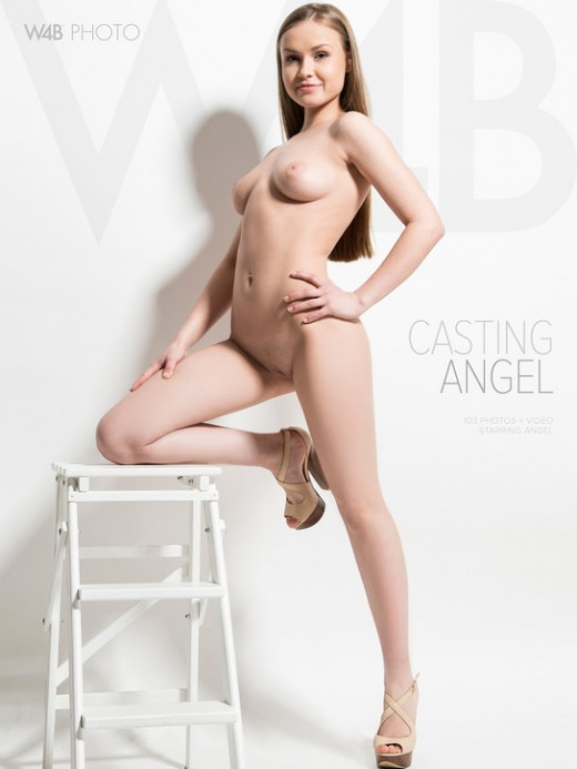 Angel B in Casting Angel gallery from WATCH4BEAUTY by Mark