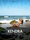 Kendra Roll in Tropical Beach gallery from WATCH4BEAUTY by Mark