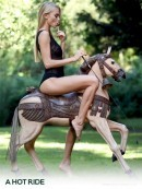 A Hot Ride