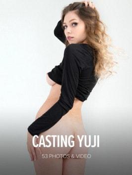 Yuji  from WATCH4BEAUTY