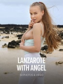 Angel B in Lanzarote With Angel gallery from WATCH4BEAUTY by Mark