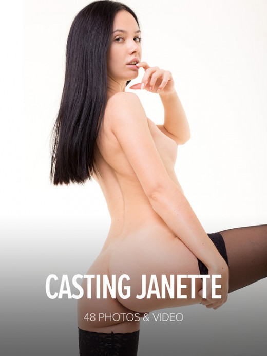 Janette - `Casting Janette` - by Mark for WATCH4BEAUTY