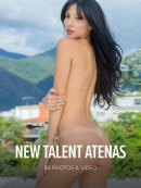 New Talent Atenas gallery from WATCH4BEAUTY by Mark