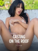 Atenas in Casting On The Roof video from WATCH4BEAUTY by Mark