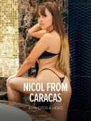 Nicol Duran in Nicol From Caracas gallery from WATCH4BEAUTY by Mark