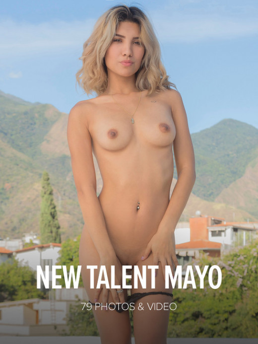 New Talent Mayo gallery from WATCH4BEAUTY by Mark