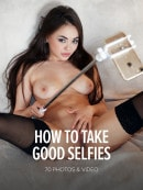 Li Moon in How To Take Good Selfies gallery from WATCH4BEAUTY by Mark