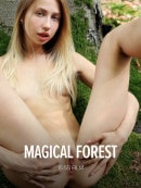 Anna Di in Magical Forest video from WATCH4BEAUTY by Mark