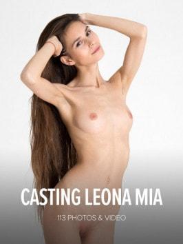 Leona Mia  from WATCH4BEAUTY