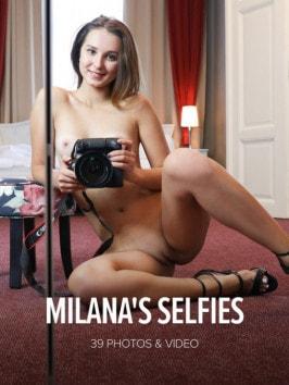 Milana  from WATCH4BEAUTY
