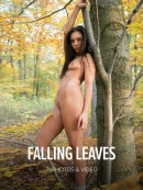 Sabrisse in Falling Leaves gallery from WATCH4BEAUTY by Mark