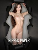 Leona Mia in Ripped Paper gallery from WATCH4BEAUTY by Mark