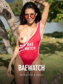 Abril in Baewatch gallery from WATCH4BEAUTY by Mark