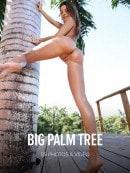 Maria in Big Palm Tree gallery from WATCH4BEAUTY by Mark