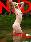 Ange in Lady in Red gallery from WET2NUDE by Genoll