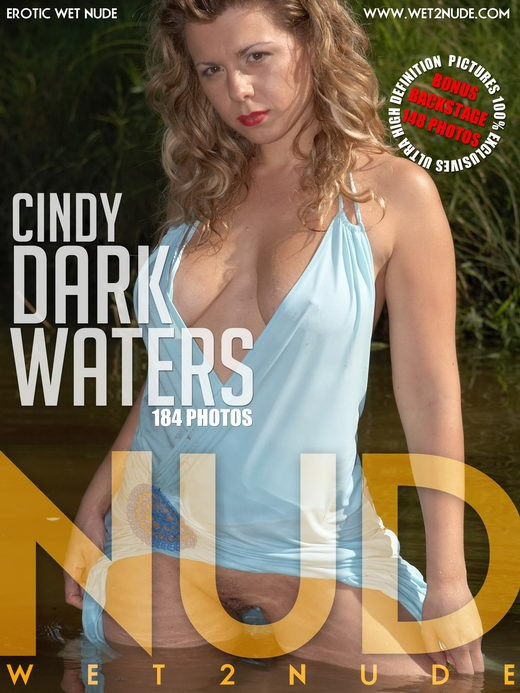 Cindy - `Dark Waters` - by Genoll for WET2NUDE