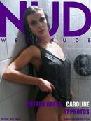 Caroline in Cotton Dress gallery from WET2NUDE by Genoll
