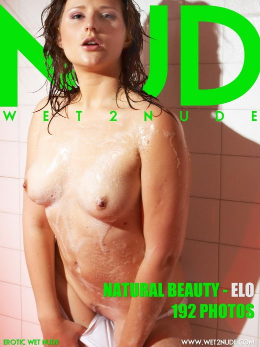 Elo - `Natural Beauty` - by Genoll for WET2NUDE