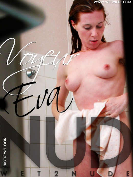 Eva - `Voyeur` - by Genoll for WET2NUDE