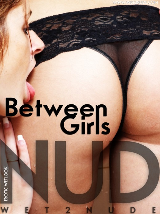 Leanne & Sidney - `Between Girls` - by Genoll for WET2NUDE