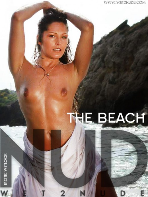 Vayana - `The Beach` - by Genoll for WET2NUDE