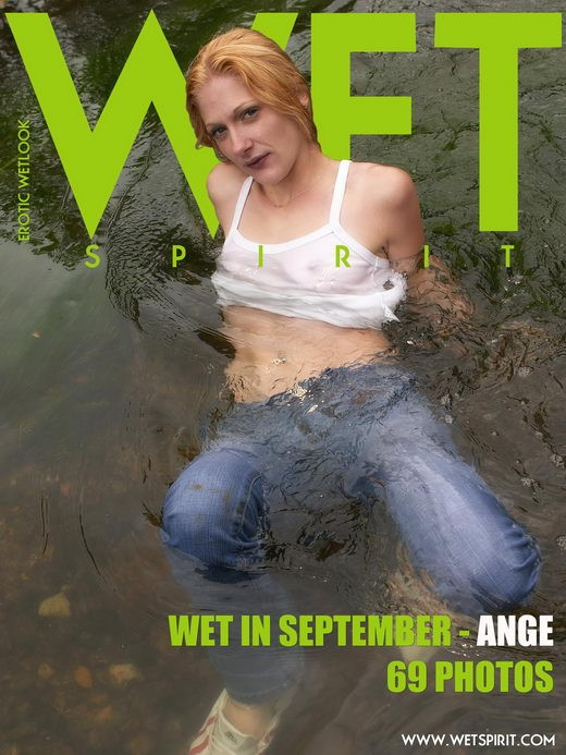 Ange - `Wet in September` - by Genoll for WETSPIRIT