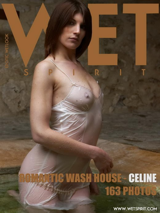 Celine - `Romantic Wash House` - by Genoll for WETSPIRIT