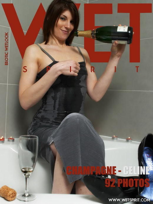 Celine - `Champagne` - by Genoll for WETSPIRIT