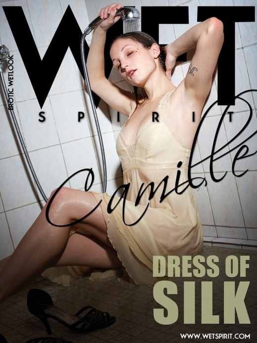 Camille - `Dress Of Silk` - by Genoll for WETSPIRIT