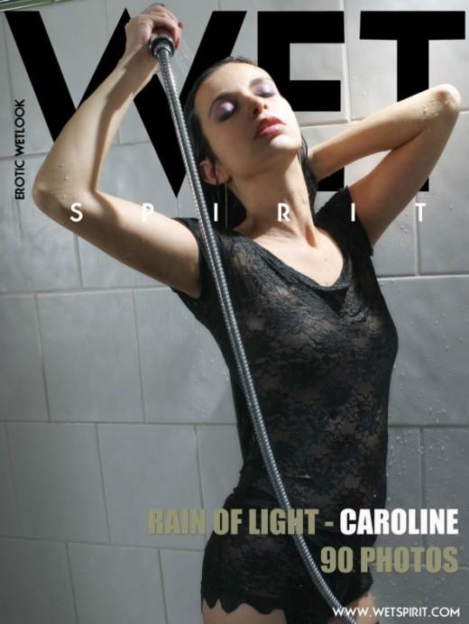 Caroline in Rain Of Light gallery from WETSPIRIT by Genoll