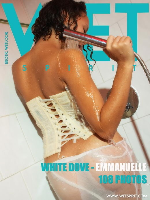 Emmanuelle - `White Dove` - by Genoll for WETSPIRIT