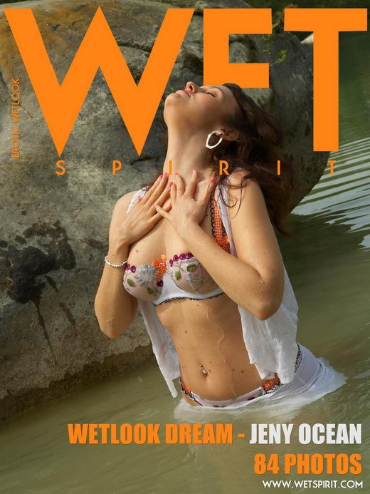 Jeny Ocean - `Wetlook Dream` - by Genoll for WETSPIRIT