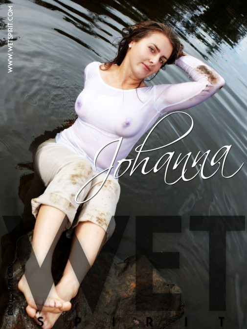 Johanna - `Sensual River` - by Genoll for WETSPIRIT