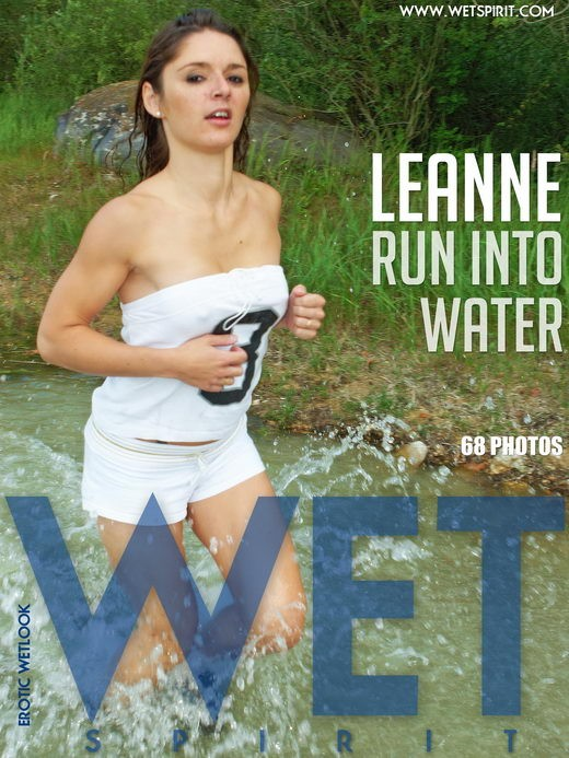 Leanne - `Run into Water` - by Genoll for WETSPIRIT