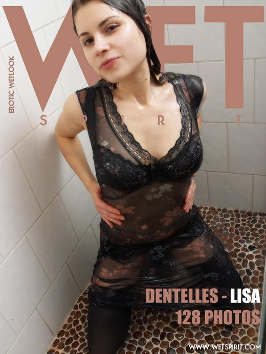 Lisa - `Dentelles` - by Genoll for WETSPIRIT