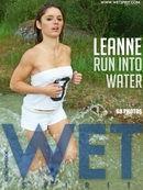 Run into Water