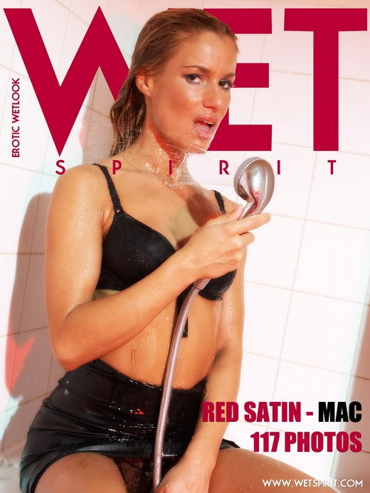 Mac - `Red Satin` - by Genoll for WETSPIRIT