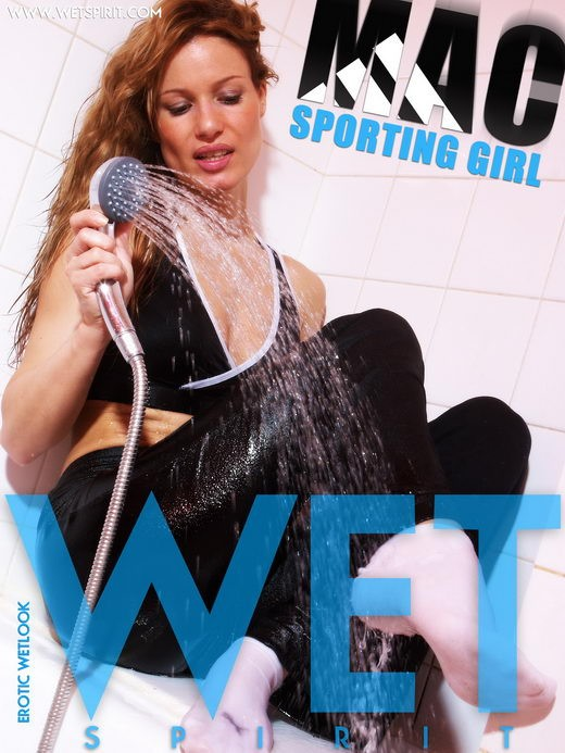 Mac - `Sporting Girl` - by Genoll for WETSPIRIT