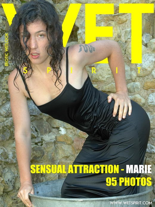 Marie - `Sensual Attraction` - by Genoll for WETSPIRIT
