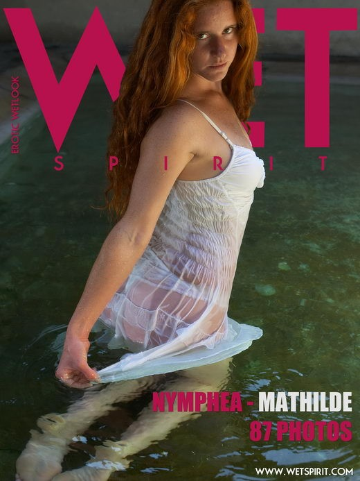 Mathilde - `Nymphea` - by Genoll for WETSPIRIT
