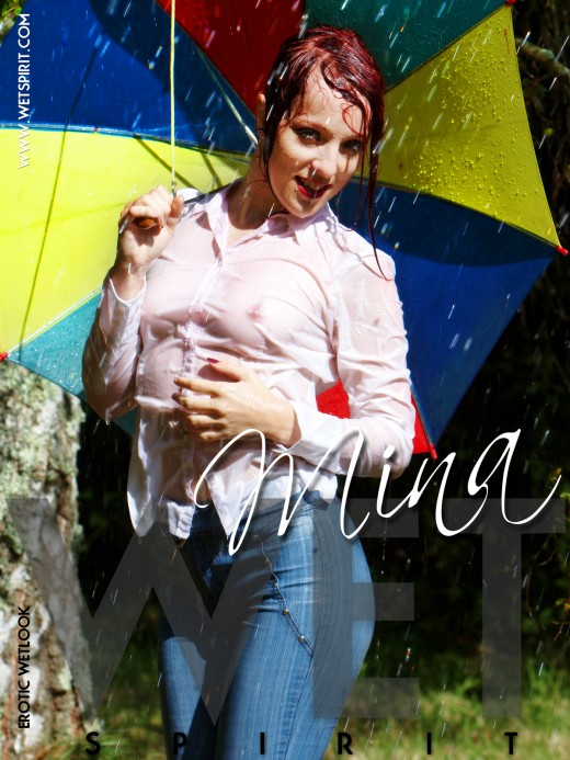 Mina - `Umbrella` - by Genoll for WETSPIRIT