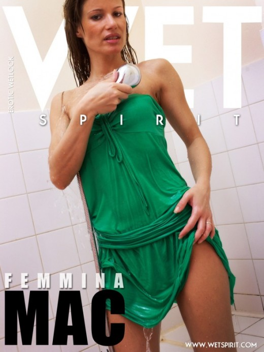 Mac - `Femmina` - by Genoll for WETSPIRIT