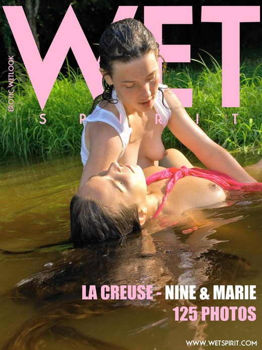 Nine & Marie - `La Creuse` - by Genoll for WETSPIRIT