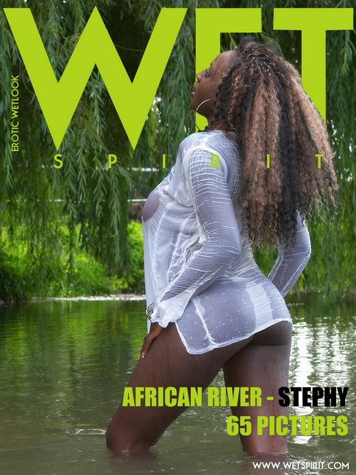 Stephy - `African River` - by Genoll for WETSPIRIT