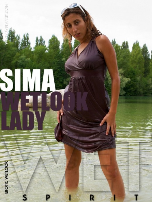 Sima - `Wetlook Lady` - by Genoll for WETSPIRIT