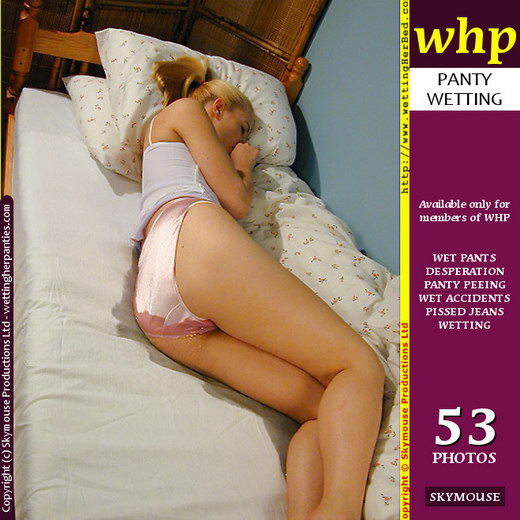 Tiffany - `Bedwetting` - by Skymouse for WETTINGHERPANTIES