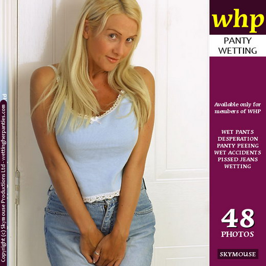 Wendy Jayne - `Wendy Jayne's Wet Jeans Commotion` - by Skymouse for WETTINGHERPANTIES