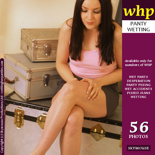 Jessica Wood - `Jessica Wood Gets Desperate At The Photo Studio` - by Skymouse for WETTINGHERPANTIES