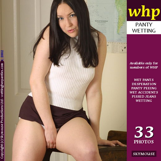 Jessica Wood - `Jessica Wood's Torrential Pissing Accident` - by Skymouse for WETTINGHERPANTIES